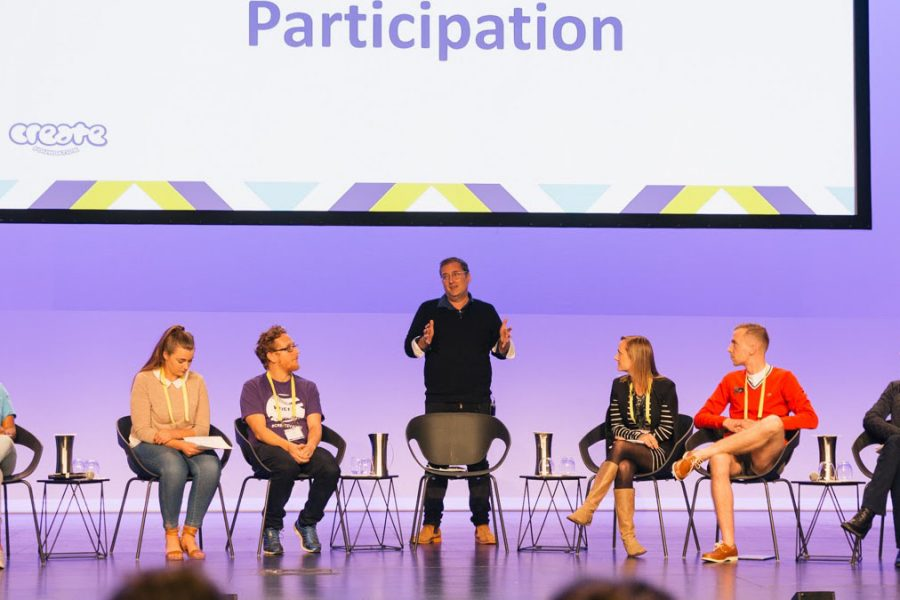 CREATE's 2017 Voices in Action Conference