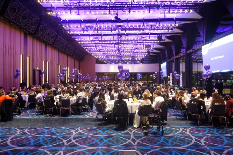 CREATE's 2017 VIA Conference Dinner